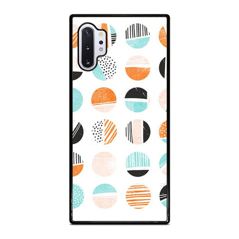 JAZZ IT UP PATTERN ART Samsung Galaxy Note 10 Plus Case Cover