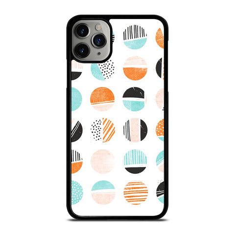 JAZZ IT UP PATTERN ART iPhone 11 Pro Max Case Cover