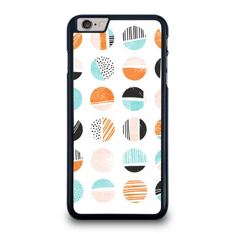 JAZZ IT UP PATTERN ART iPhone 6 / 6S Plus Case Cover