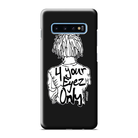 J COLE  4 YOUR EYEZ ONLY Samsung Galaxy 3D Case Cover