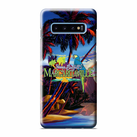 JIMMY BUFFETS MARGARITAVILLE  Samsung Galaxy 3D Case Cover