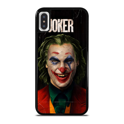 JOAQUIN PHOENIX JOKER iPhone X / XS Case Cover
