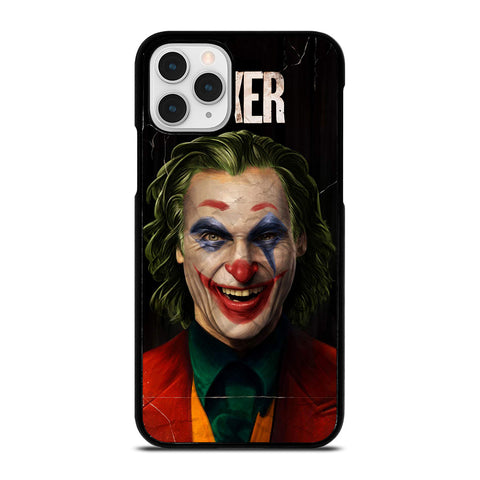 JOAQUIN PHOENIX JOKER iPhone 11 Pro Case Cover