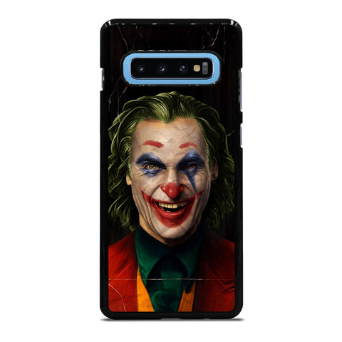 JOAQUIN PHOENIX JOKER Samsung Galaxy S10 Plus Case Cover