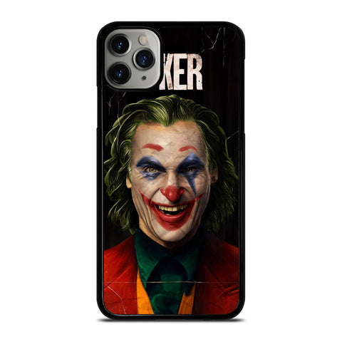 JOAQUIN PHOENIX JOKER iPhone 11 Pro Max Case Cover
