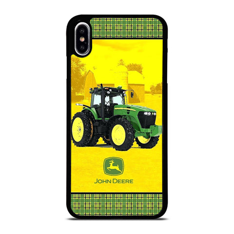 JOHN DEERE TRACTOR LOGO iPhone XS Max Case Cover