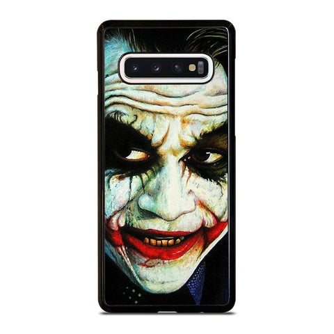 JOKER HEATH LEDGER Samsung Galaxy S10 Case Cover