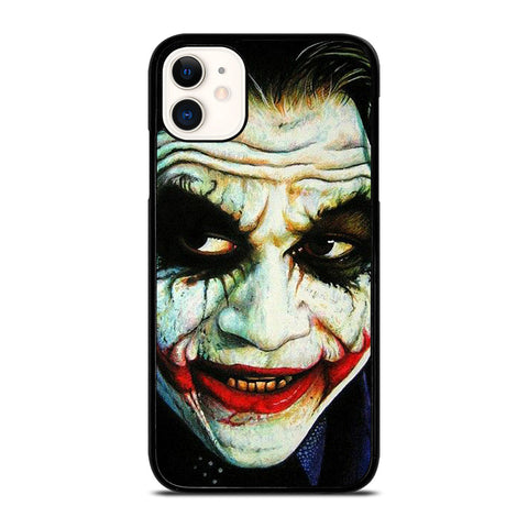 JOKER HEATH LEDGER iPhone 11 Case Cover