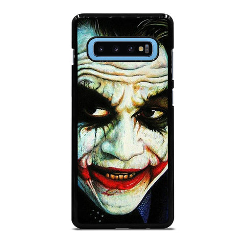 JOKER HEATH LEDGER Samsung Galaxy S10 Plus Case Cover