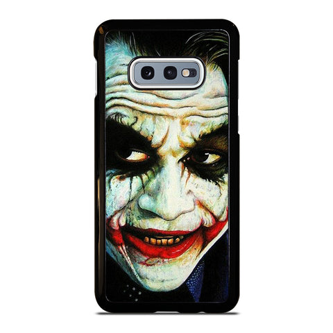 JOKER HEATH LEDGER Samsung Galaxy S10e Case Cover