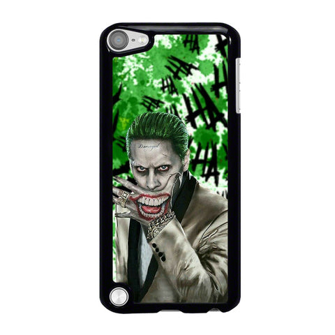 JOKER JARED LETO DC iPod Touch 5 Case