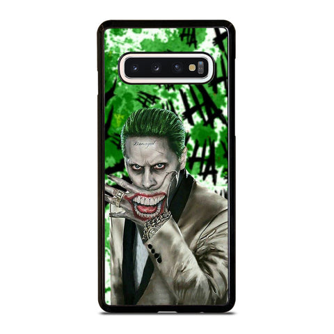 JOKER JARED LETO DC Samsung Galaxy S10 Case Cover