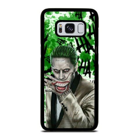 JOKER JARED LETO DC Samsung Galaxy S8 Case Cover