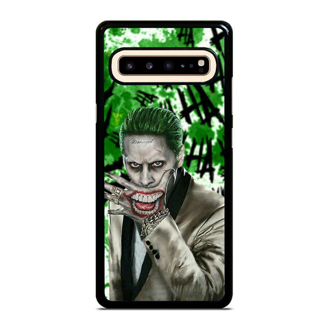 JOKER JARED LETO DC Samsung Galaxy S10 5G Case Cover