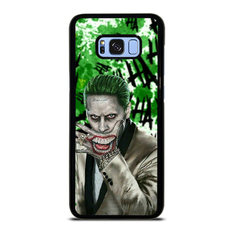 JOKER JARED LETO DC Samsung Galaxy S8 Plus Case Cover