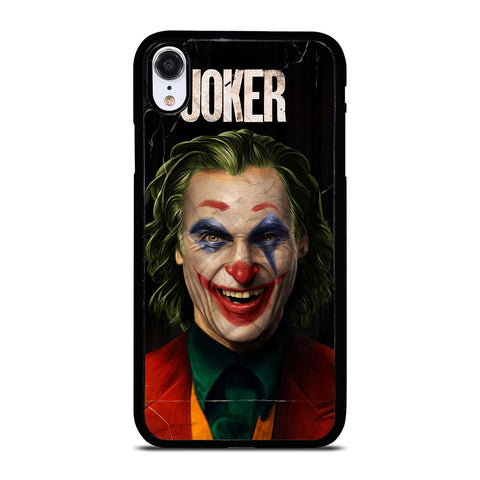 JOKER JOAQUIN PHOENIX iPhone XR Case Cover