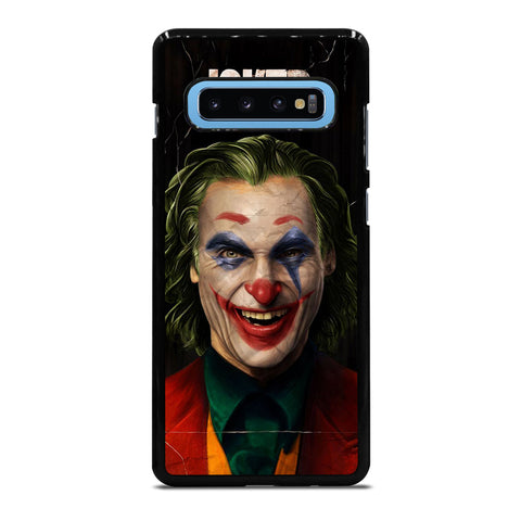 JOKER JOAQUIN PHOENIX Samsung Galaxy S10 Plus Case Cover
