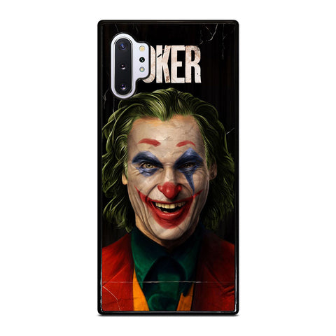 JOKER JOAQUIN PHOENIX Samsung Galaxy Note 10 Plus Case Cover