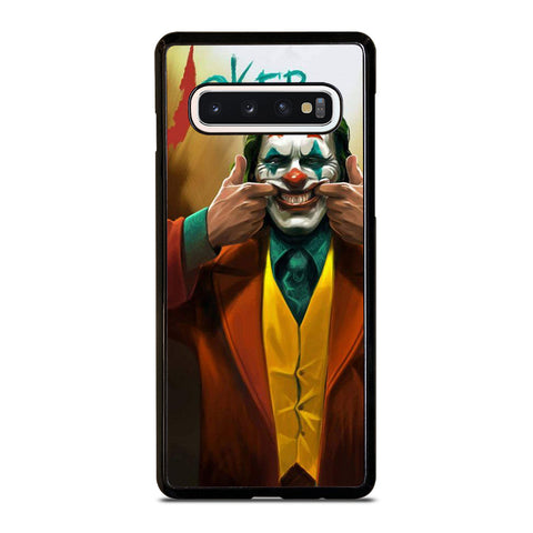 JOKER JOAQUIN PHOENIX SMILE Samsung Galaxy S10 Case Cover