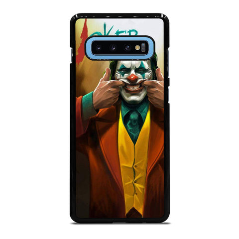 JOKER JOAQUIN PHOENIX SMILE Samsung Galaxy S10 Plus Case Cover