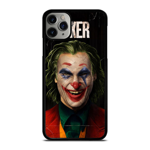 JOKER JOAQUIN PHOENIX iPhone 11 Pro Max Case Cover