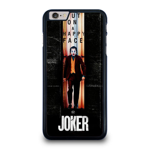 JOKER PUT ON A HAPPY FACE iPhone 6 / 6S Plus Case Cover