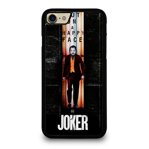 JOKER PUT ON A HAPPY FACE iPhone 7 / 8 Case Cover