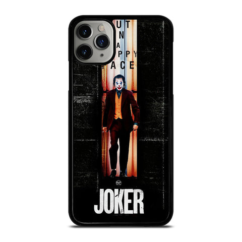 JOKER PUT ON A HAPPY FACE iPhone 11 Pro Max Case Cover