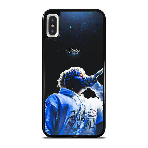 JUICE WRLD RAPPER 2 iPhone X / XS Case Cover