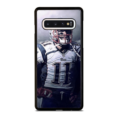 JULIAN EDELMAN PATRIOTS Samsung Galaxy S10 Case Cover