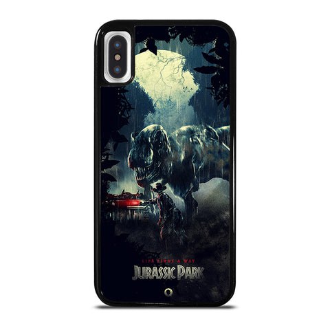 JURASSIC PARK POSTER iPhone X / XS Case Cover