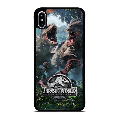 JURASSIC WORLD iPhone XS Max Case Cover