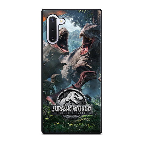 JURASSIC WORLD Samsung Galaxy Note 10 Case Cover