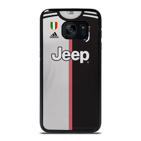 JUVENTUS FC JERSEY NEW Samsung Galaxy S7 Edge Case Cover