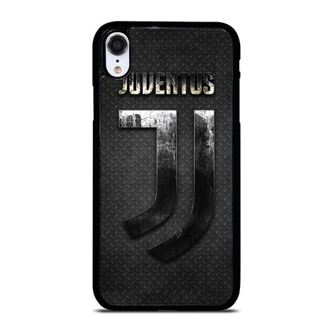 JUVENTUS PLATE LOGO iPhone XR Case Cover