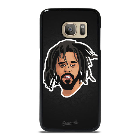 J COLE DREAMVILLE Samsung Galaxy S7 Case Cover