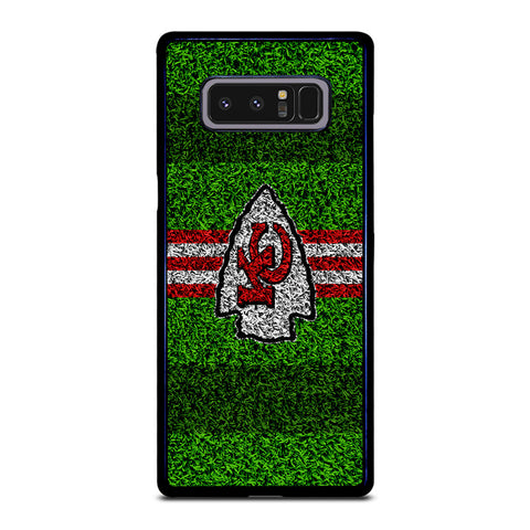 KANSAS CITY CHIEFS SYMBOL Samsung Galaxy Note 8 Case Cover