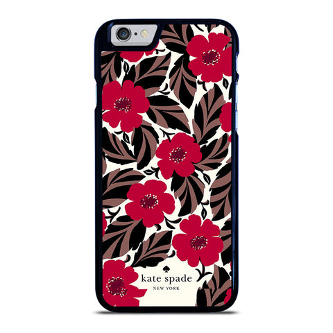 KATE SPADE FLOWER RED iPhone 6 / 6S Case