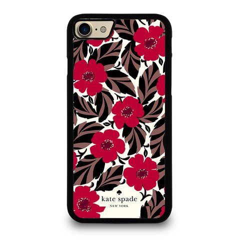KATE SPADE FLOWER RED iPhone 7 / 8 Case Cover