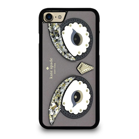 KATE SPADE OWL APPLIQUE iPhone 7 / 8 Case Cover