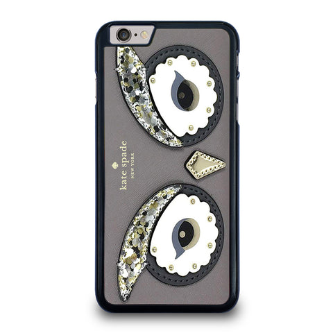 KATE SPADE OWL APPLIQUE iPhone 6 / 6S Plus Case Cover
