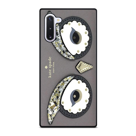 KATE SPADE OWL APPLIQUE Samsung Galaxy Note 10 Case Cover