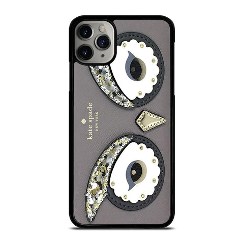 KATE SPADE OWL APPLIQUE iPhone 11 Pro Max Case Cover
