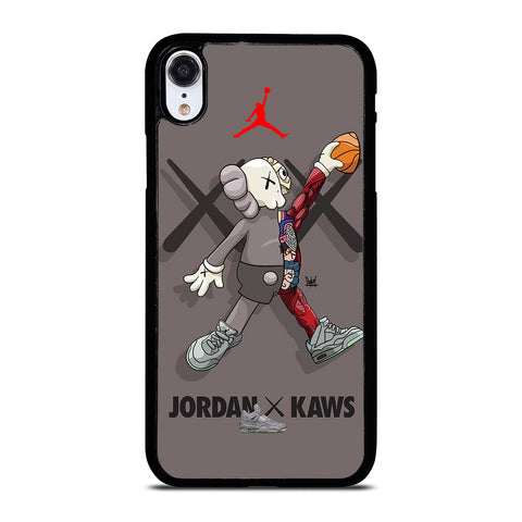 KAWS AIR JORDAN iPhone XR Case Cover
