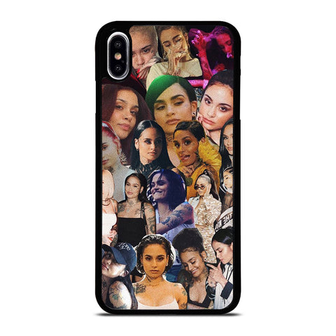 KEHLANI TSUNAMI ASHLEY COLLAGE iPhone XS Max Case Cover