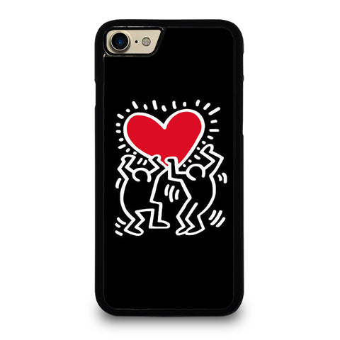 KEITH HARING LOVE iPhone 7 / 8 Case Cover
