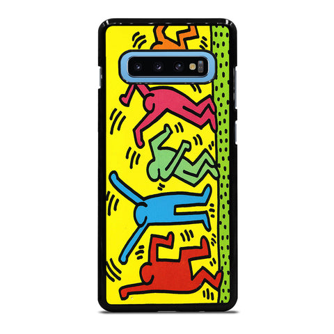 KEITH HARING ART Samsung Galaxy S10 Plus Case Cover