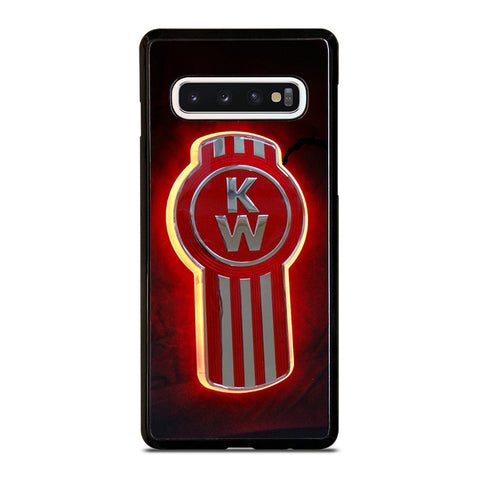 KENWORTH TRUCK GLOW LOGO amsung Galaxy S10 Case Cover