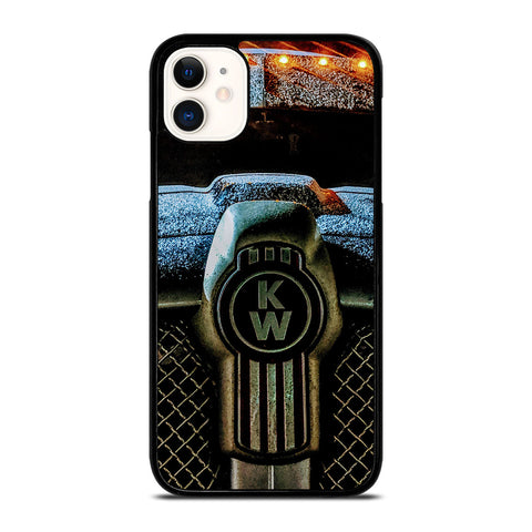 KENWORTH TRUCK EMBLEM iPhone 11 Case Cover