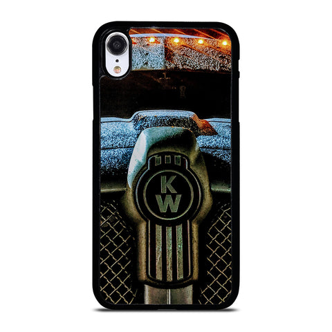KENWORTH TRUCK EMBLEM iPhone XR Case Cover